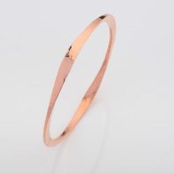 Copper Tondo